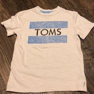 Toms Unisex T Shirt